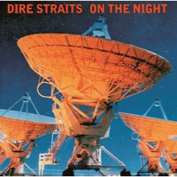 CD Dire Straits- on the...