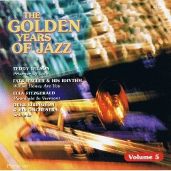 CD the golden years of jazz volume 5