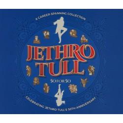 CD JETHRO TULL 50 FOR 5O...