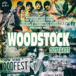 CD WOODSTOCK OUTTAKES...