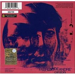 CD FABRIZIO DE ANDRE'...