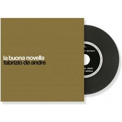 CD FABRIZIO DE ANDRE' LA...