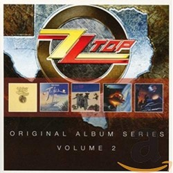 CD ZZ TOP ORIGINAL ALBUM...