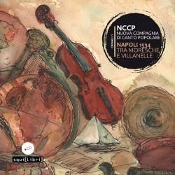 CD NAPOLI 1534 TRA MORESCHE...