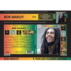 CD BOB MARLEY TIMELESS...