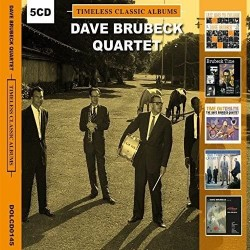 CD DAVE BRUBECK QUARTET...