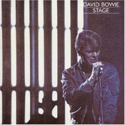 CD DAVID BOWIE STAGE...