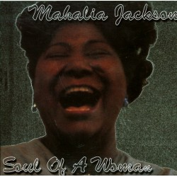 CD Mahalia Jackson- soul of a woman 666629137024