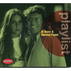 CD AL BANO & ROMINA POWER...