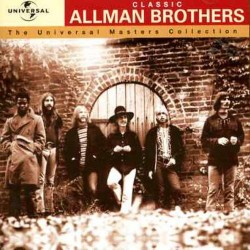 CD CLASSIC THE ALLMAN BROTHERS THE UNIVERSAL MASTERS COLLECTION 731454340526