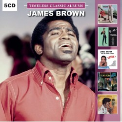CD JAMES BROWN TIMELSS...
