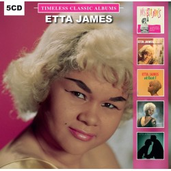 CD ETTA JAMES TIMELESS...