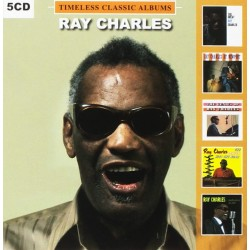 CD RAY CHARLES TIMLESS...