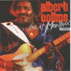 CD ALBERT COLLINS LIVE AT...