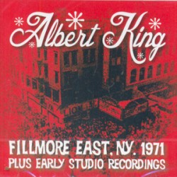 CD ALBERT KING FILMORE EAST...