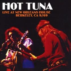CD HOT TUNA LIVE AT NEW...