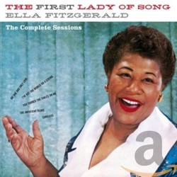 CD ELLA FITZGERALD THE...