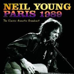 CD NEIL YOUNG PARIS 1989...