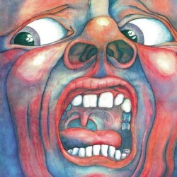CD King Crimson ‎– In The...