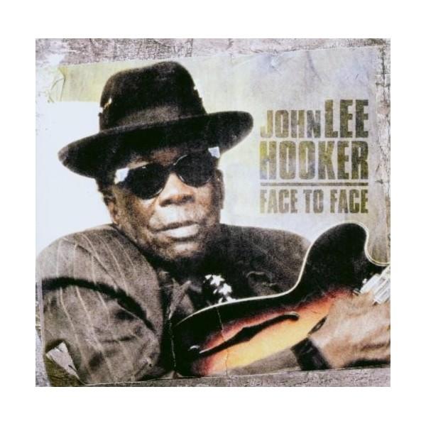 CD John Lee Hooker- face to face 9325583022968