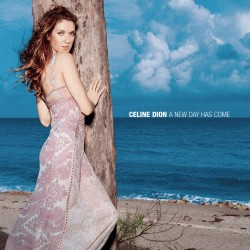CD Celine Dion  A new day...