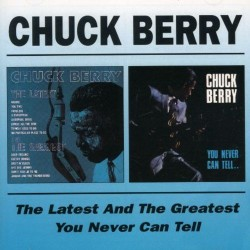 CD CHUCK BERRY THE LATEST...