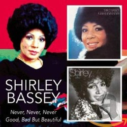 CD SHIRLEY BASSEY NEVER...