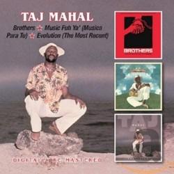 CD TAJ MAHAL MUSIC FUH YA'...