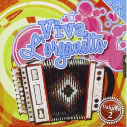 CD VIVA L'ORGANETTO VOL. 2...