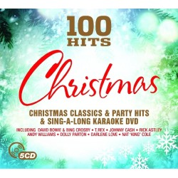 CD 100 HITS CHRISTMAS 5CD...