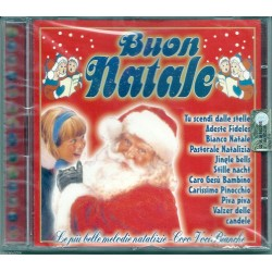 CD BUON NATALE BAMBINI...