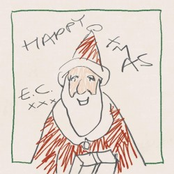 CD ERIC CLAPTON HAPPY XMAS...