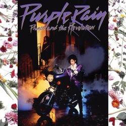CD PURPLE RAIN PRINCE AND...