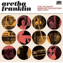 CD ARETHA FRANKLIN WARNER...