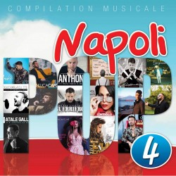 CD NAPOLI POP VOL. 4...
