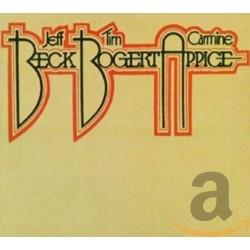 CD JEFF BECK - TIM BORGET -...