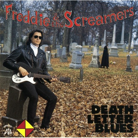 CD Freddie & The Screamers- death letter blues