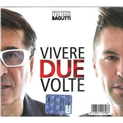 CD ORCHESTRA BAGUTTI VIVERE...