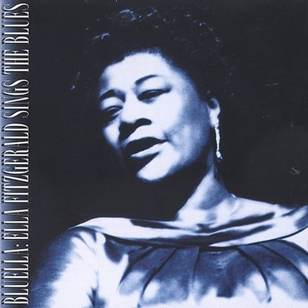 CD Bluella- ella fitzgerald sings the blues