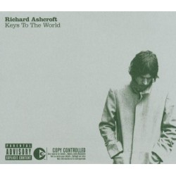 CD Richard Ashcroft Keys To The World cd+dvd 094635038125