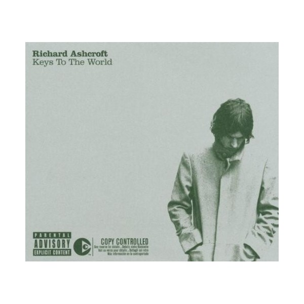 CD Richard Ashcroft Keys To The World cd+dvd 094635038125