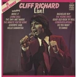 Cliff Richard Live 1972 UK...