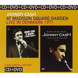 CD JOHNNY CASH At Madison...