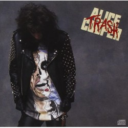 CD ALICE COOPER TRASH...