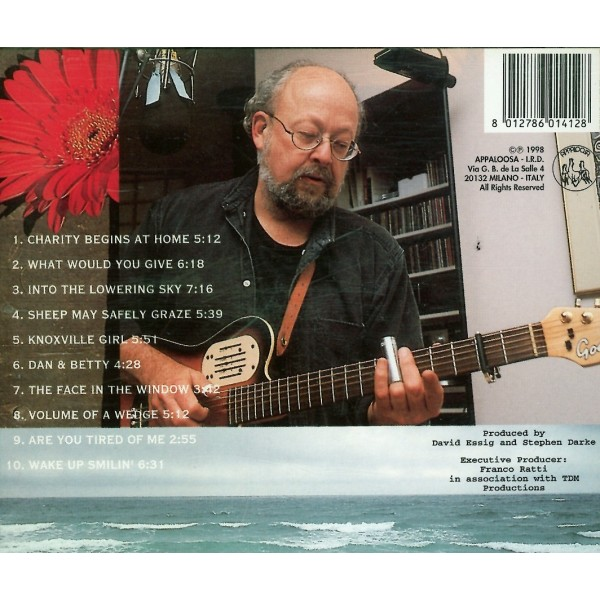 CD David Essig- into the lowering sky