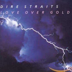 CD DIRE STRAITS LOVE OVER...
