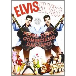 DVD Elvis -  Fermi Tutti...