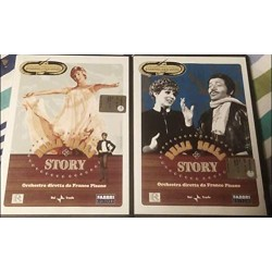 DVD Delia Scala story -...