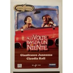 """DVD """"Alle Volte Basta Un..."""