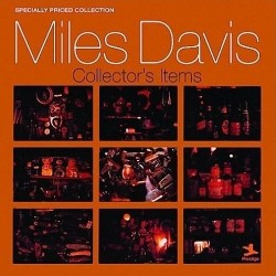 CD Miles Davis- collector's items